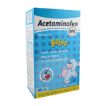 ACETAMINOFEN MK GOTAS BEBES 30ML