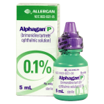 ALPHAGAN P 0.10%
