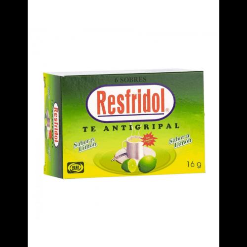 RESFRIDOL TE ANTIGRIPAL X 6 SOB