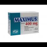 MAXIMUS 400MG X 12CAPS