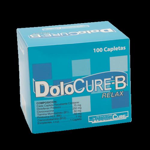 DOLOCURE-B RELAX X 100CAP***DET