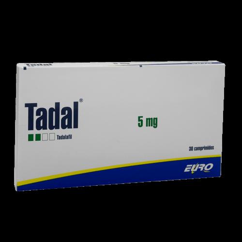 TADAL 5MG X 30TAB***DET
