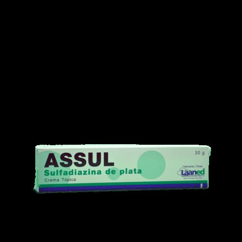 ASSULL CREMA 30GR