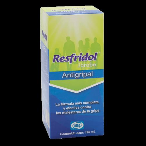 RESFRIDOL ANTIGRIPAL 120 ML