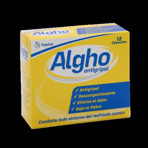 ALGHO  ANTIGRIPAL  X 12CAP